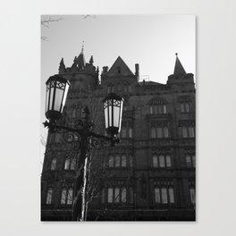 The Ocean Building, Belfast Canvas Print