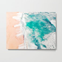 Lovely Tropics Metal Print