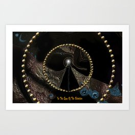 In The Eyes Of The Beholder  Art Print