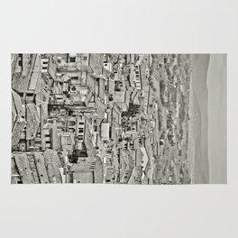 Siena, Italy, Cityscape Rug