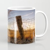 country Mugs featuring Country by Scottie Williford