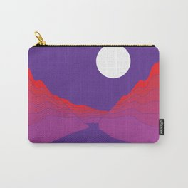 Amethyst Ravine Carry-All Pouch