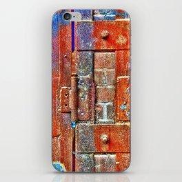Unhinged 2 iPhone Skin