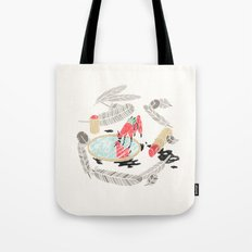 Pretty Miniunilamacorn Tote Bag