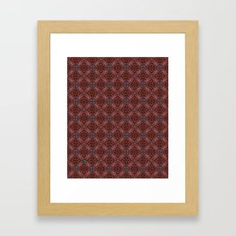Tapestry 4 Framed Art Print