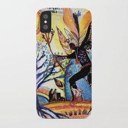 Nature's Shaman iPhone Case
