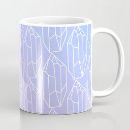 Crystal Pattern Coffee Mug