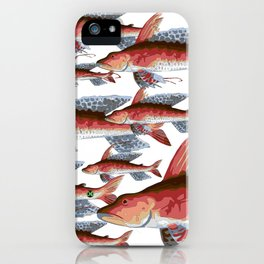 School Over Crowding iPhone Case