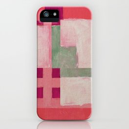 Urban Intersections 3 iPhone Case
