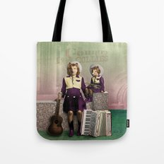 The Country Collies Tote Bag