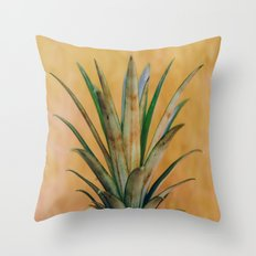 5 O'Clock Throw Pillow