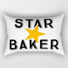 Star Baker Rectangular Pillow