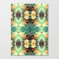 Kaleidoscopic Pattern Play Canvas Print