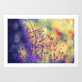 Way of Sun Art Print