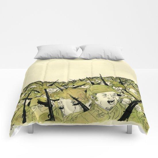 Soldiers Comforters