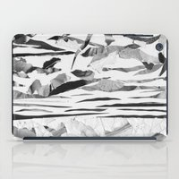 sand iPad Cases featuring Sand  by Jihan Mv