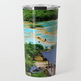 Blue Water Travel Mug