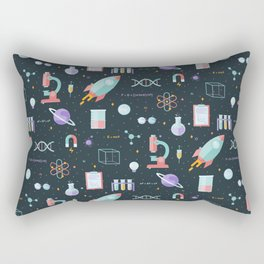 Knowledge Rectangular Pillow