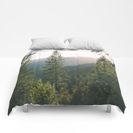 Forest XV Comforters
