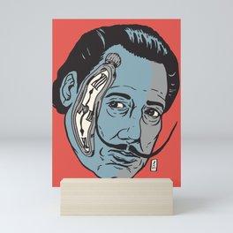 Dali Time Mini Art Print