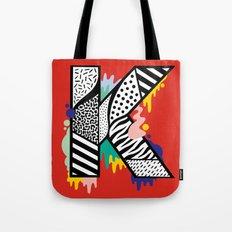 K for ... Tote Bag