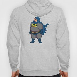 Supersized bat - hero Hoody