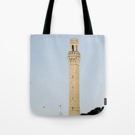 Tower Photography art Tote Bag