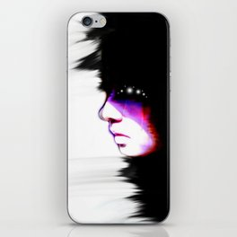 A Force to be Reckoned With  iPhone Skin