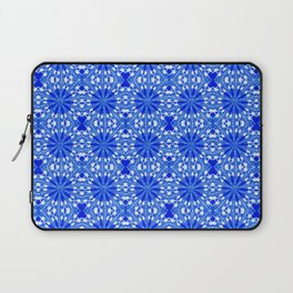 Sapphire Blue Star Laptop Sleeve
