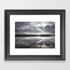 Loch Insh Reflection Framed Art Print