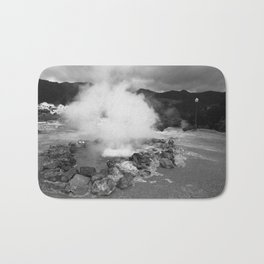 Hot spring Bath Mat