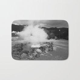 Hot spring Bath Mat