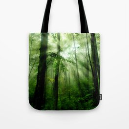 Joyful Forest Tote Bag
