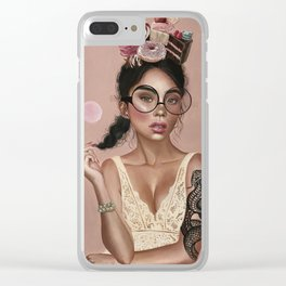 Sweet Tooth Clear iPhone Case