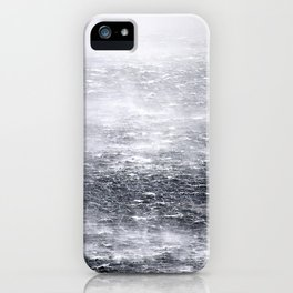 wind gusts # iPhone Case