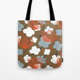 Spring Garden M+M Nutmeg by Friztin Tote Bag