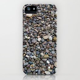 What Stories You Could Tell... Rocks of Jasper Beach iPhone Case