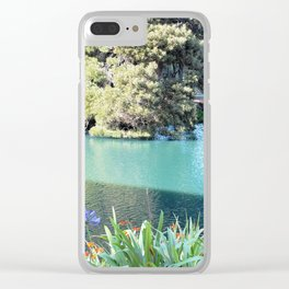 Palace Of Fine Arts Deux Clear iPhone Case