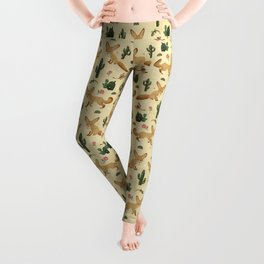 Desert Fox Leggings