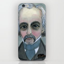 The House of the Seven Hawthorne's iPhone Skin