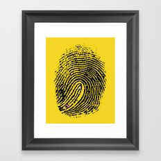 Creative Touch Framed Art Print