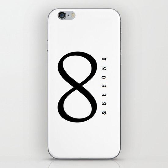 Infinity & Beyond iPhone & iPod Skin