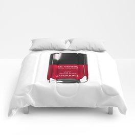 Nail Polish Rouge Rubis Comforters