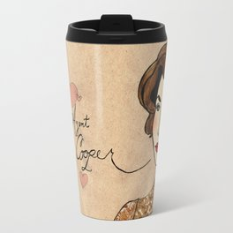 TWIN PEAKS Audrey Horne Loves Dale Cooper Travel Mug