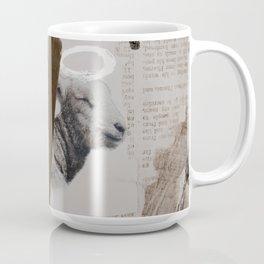 Lion/Lamb Coffee Mug