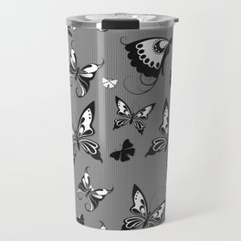 Butterflies in Flight Travel Mug