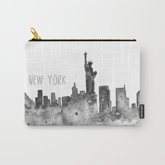 New York art Carry-All Pouch