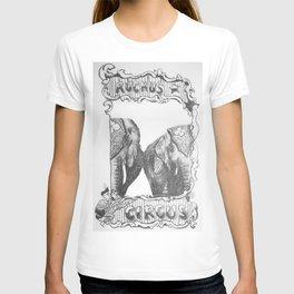 The Ruckus Circus T-shirt