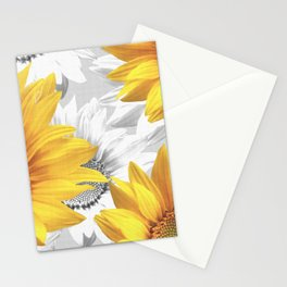 Sunflower Bouquet #decor #society6 #buyart Stationery Cards