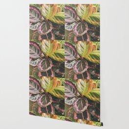 Leafy Wallpaper